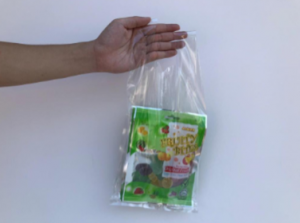 Singlet/Diecut Bag